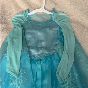 Queen Elsa dress up dress